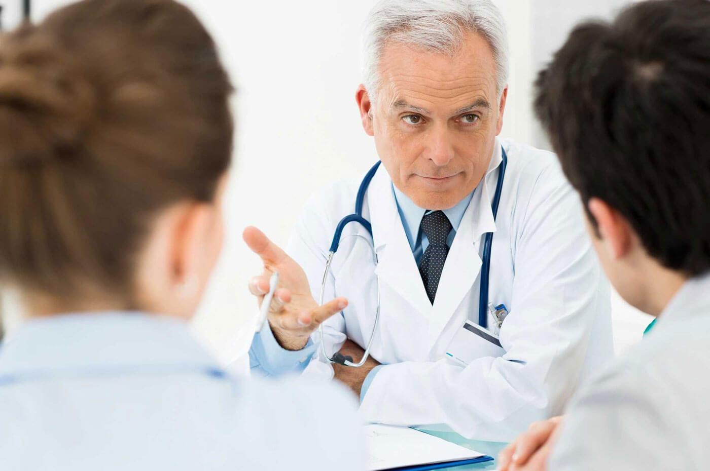 Профессиональное медицинское сопровождение супружеской пары при бесплодии: современный подход